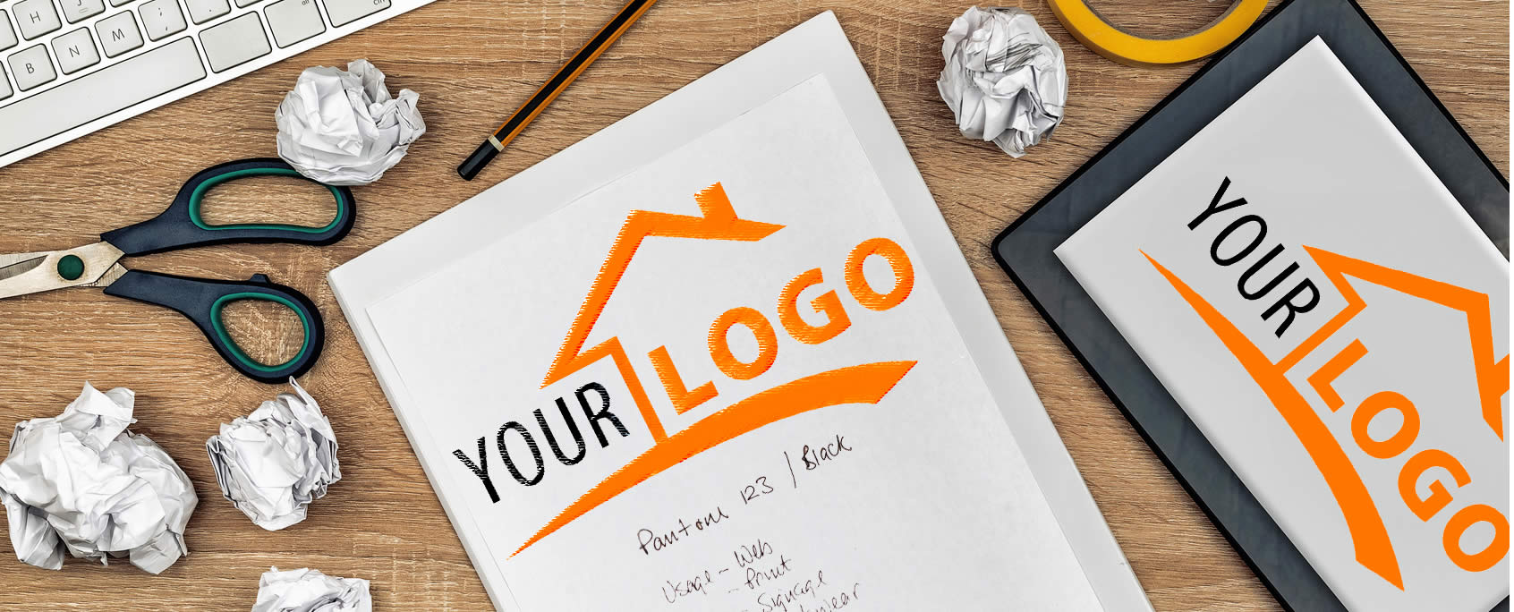 your logo design for business websites and printing